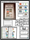 Guided Reading Book Level A: Salí a pasearme