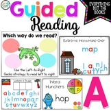 Guided Reading Level A: Guided Reading Group Activities fo