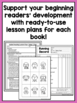 Leveled Readers - Level A Books and Guided Reading Lesson Plans