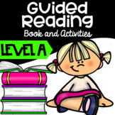Guided Reading Level A Book and Activities Set