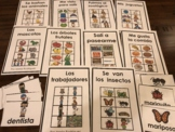 SPANISH Guided Reading Level A Bundle