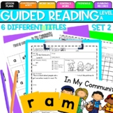 Guided Reading: Level A {SET TWO}