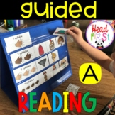 Guided Reading Level A | Word Work | Comprehension