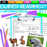 Guided Reading: Level AA {SET TWO}