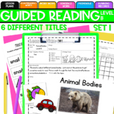 Guided Reading: Level B