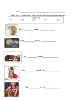 Guided Reading Level B: Our Pet Rabbit