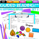Guided Reading: Level B {SET TWO}