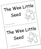 Guided Reading Level C Book: The Wee Little Seed (Plants L