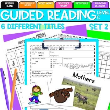 Level C Sentences Worksheets Teaching Resources TpT