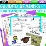 Guided Reading: Level C {SET TWO}