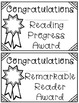 Guided Reading Level Certificates