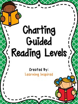 Guided Reading Level Charts for Students