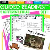 Guided Reading: Level D