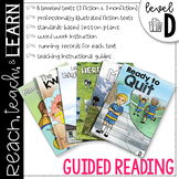 Guided Reading Level D