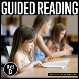 Guided Reading Level D Curriculum
