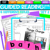 Guided Reading: Level D {SET TWO}