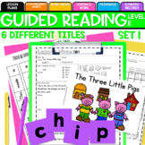 Guided Reading: Level E