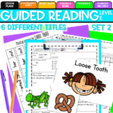 Guided Reading: Level E {SET TWO}