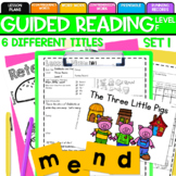 Guided Reading: Level F