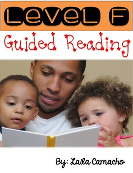 Guided Reading Level F