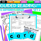 Guided Reading: Level F {SET TWO}