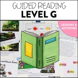 Guided Reading (Level G) Lessons and Activities