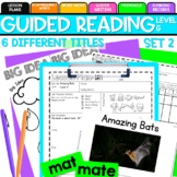 Guided Reading: Level G {SET TWO}