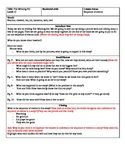 Guided Reading - Level G