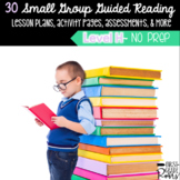 Guided Reading Level H Lesson Plans & Activities for Small Group