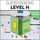 Guided Reading (Level H) Lessons and Activities