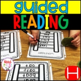 Guided Reading Groups Activities Level H with Lesson Plan Template first grade