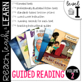 Guided Reading Level I Volume 2 | Distance Learning