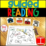 Guided Reading Level I | Word Work | Comprehension