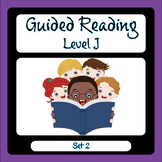 Guided Reading Level J Set 2