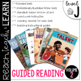 Guided Reading Level J Volume 2 | Distance Learning