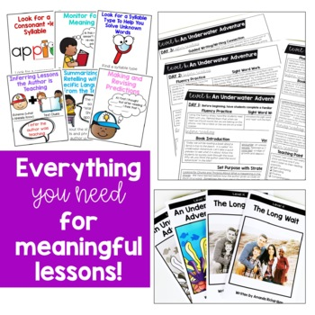 Guided Reading Level K Lessons and Activities