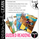Guided Reading Level K Volume 2 | Distance Learning