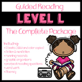 Guided Reading Level L: The Complete Package
