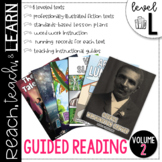 Guided Reading Level L Volume 2 | Distance Learning