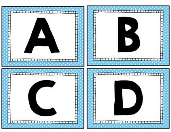 Guided Reading Level Labels {Levels A-Z}