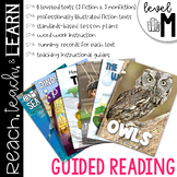Guided Reading Level M