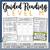 Guided Reading Lesson Plans Level M