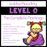 Guided Reading Level O: The Complete Package