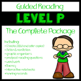 Guided Reading Level P: The Complete Package