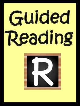 Guided Reading: Level R