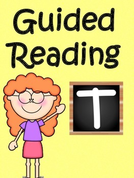Guided Reading Level T: Comprehension Printables