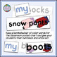 Guided Reading: Level aa Winter Sight Word Reader and Activity Set
