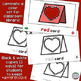 Guided Reading: Level aa Valentine Sight Word Reader and Activity Set