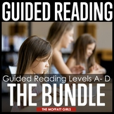 Guided Reading Levels A-D The Bundle!