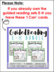 Guided Reading Levels E-H: JUST the 'I Can' Cards